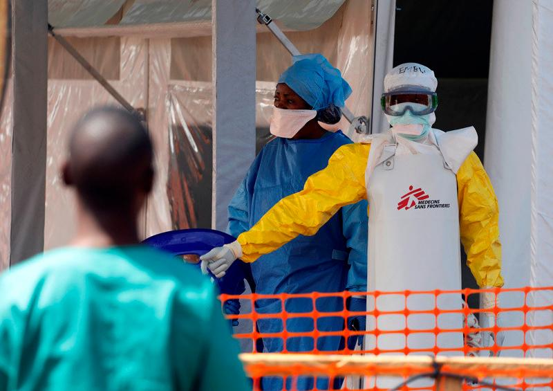 Ébola África