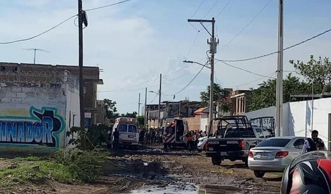 GRUPO ARMADO EJECUTA A 24 EN GUANAJUATO