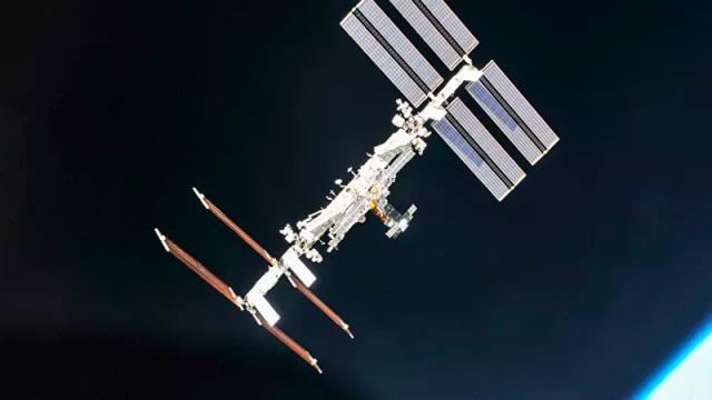 Los astronautas de la NASA