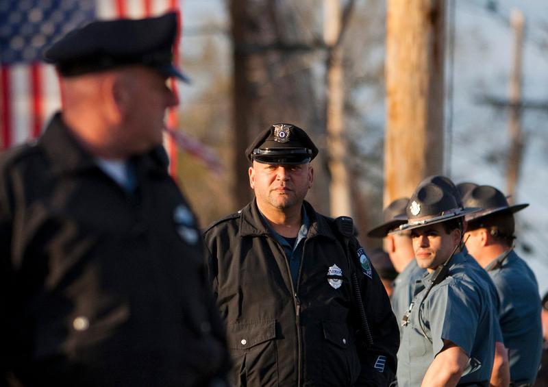 Policías Massachusetts