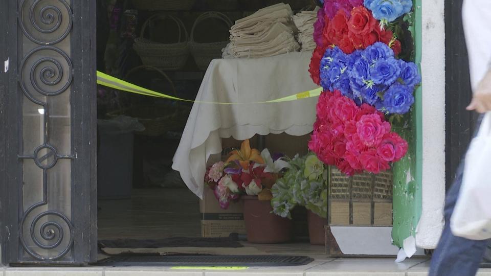 Florería en Puerto Vallarta