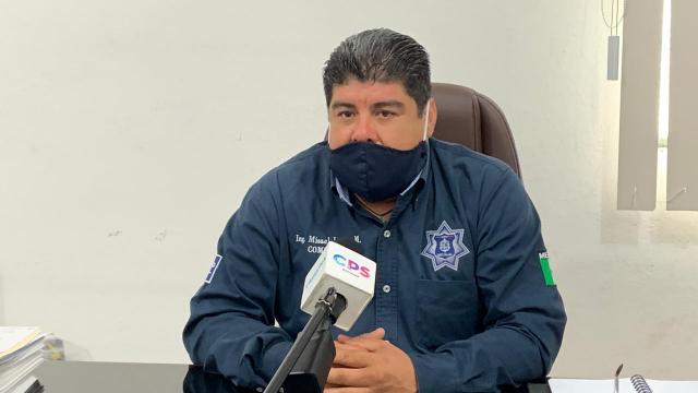 Entrevista a Misael López Muro, Seguridad Ciudadana