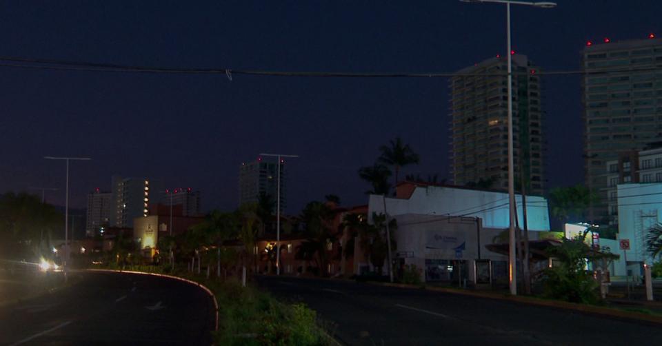 Avenida oscura