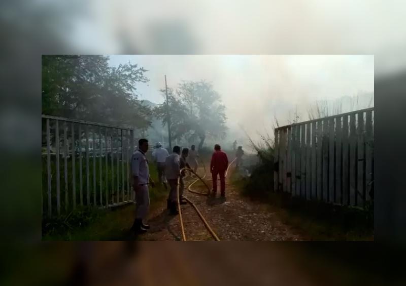 Explosión Veracruz
