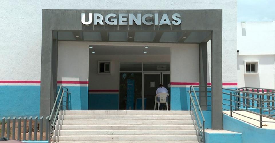 Área de urgencias en Hospital Regional de Puerto Vallarta