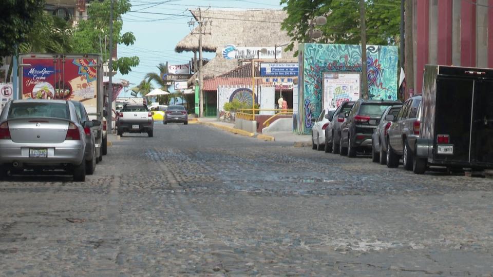 Colonia Emiliano Zapata en Puerto Vallarta