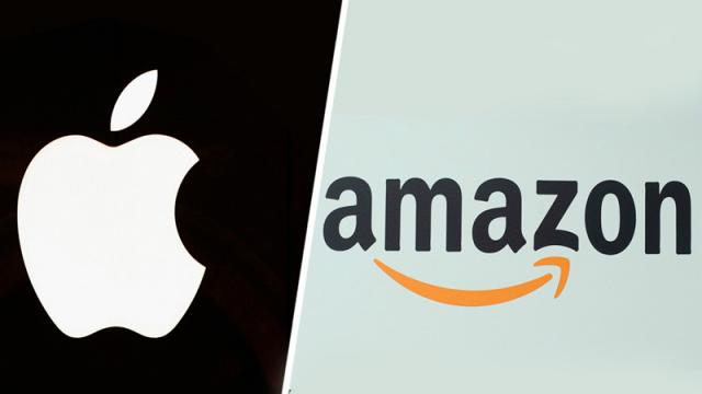 Apple-Amazon