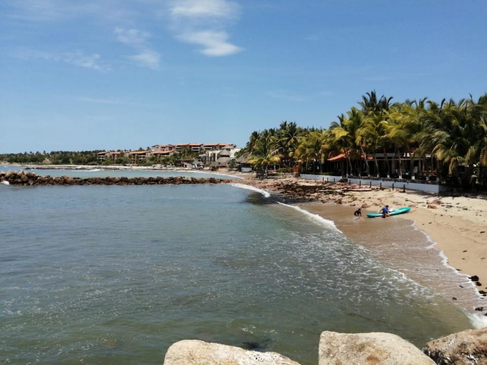 Playa en Punta de Mita