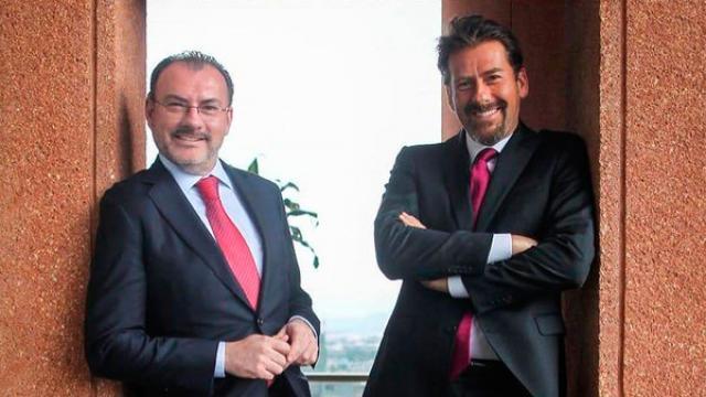 Eduardo Videgaray y Luis Videgaray