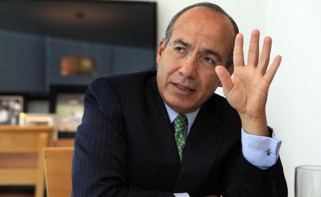 Expresidente de México, Felipe Calderón