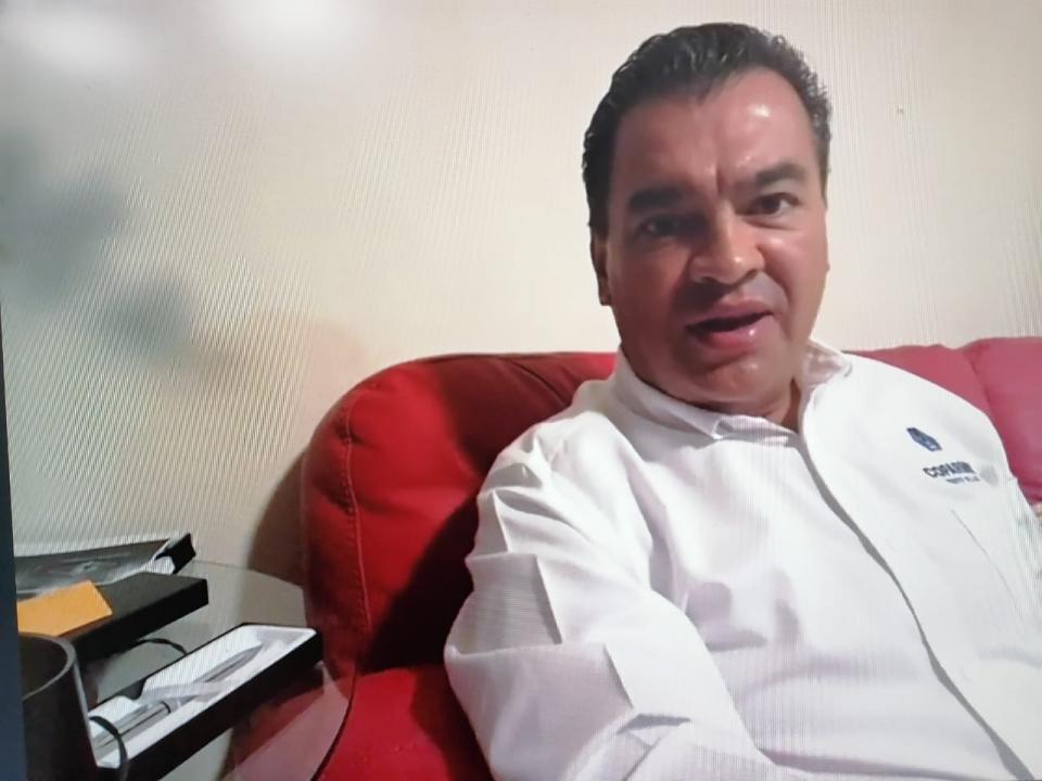 Jorge Careaga, Presidente Coparmex Puerto Vallarta