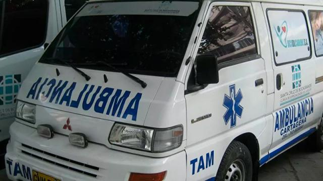 Ambulancias Colombia