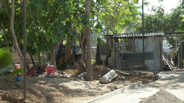 Construcción Arroyo del Indio