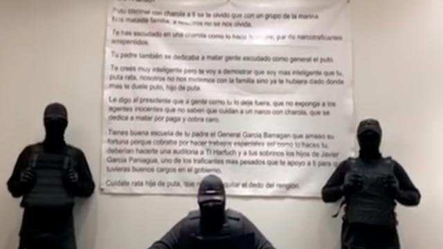 Desconocidos amenazan a jefe de la Policía que sufrió un atentado