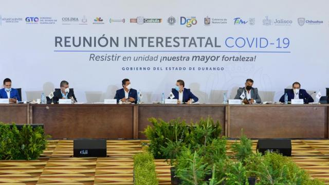 Reunión Interestatal Covid-19