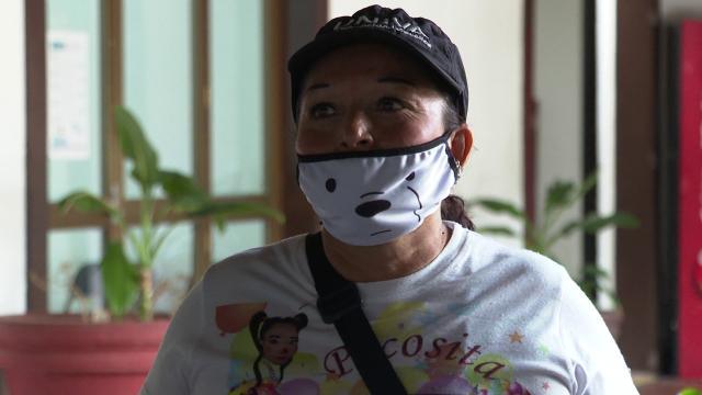 Entrevista a una payasa en el Ayuntamiento de Puerto Vallarta