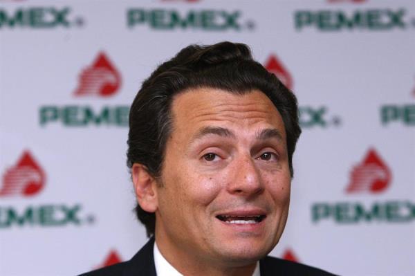 Emilio Lozoya exdirector de Pemex