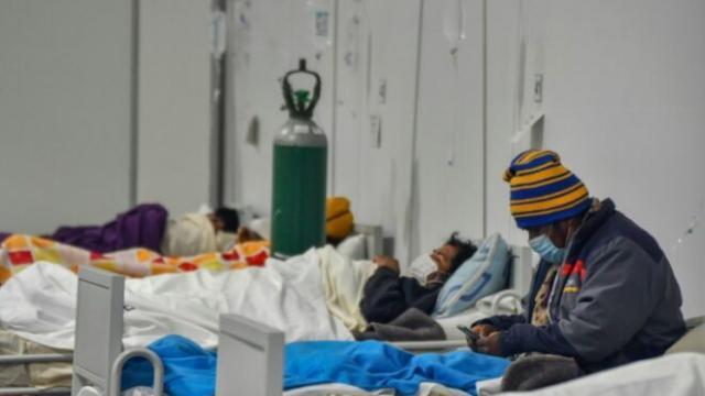 Hospitales de Arequipa Perú, desbordados por el Covid-19