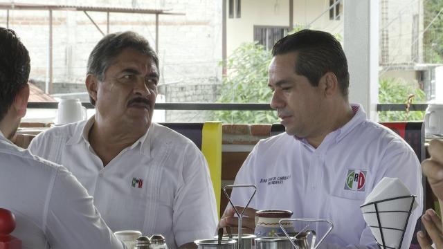 Presidente PRI Jalisco