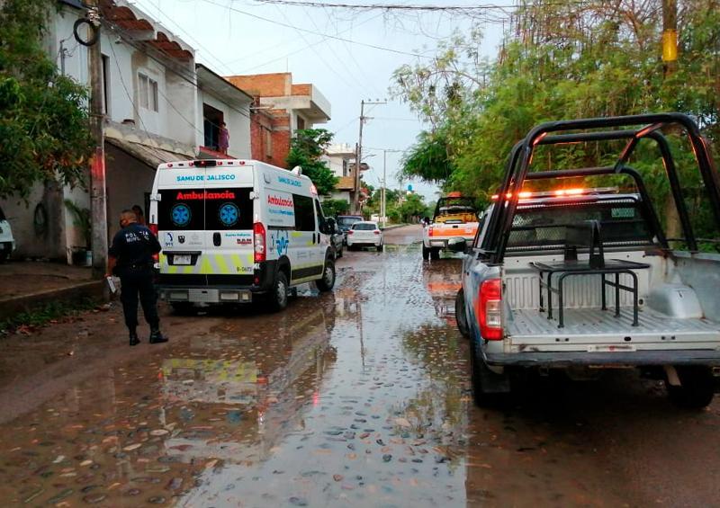 Muere vecino de Las Juntas  C