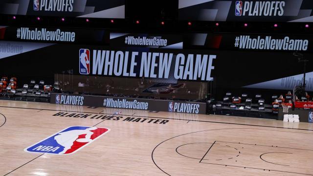 Protestas de la NBA contra racismo