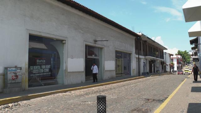 Calle Morelos en Puerto Vallarta