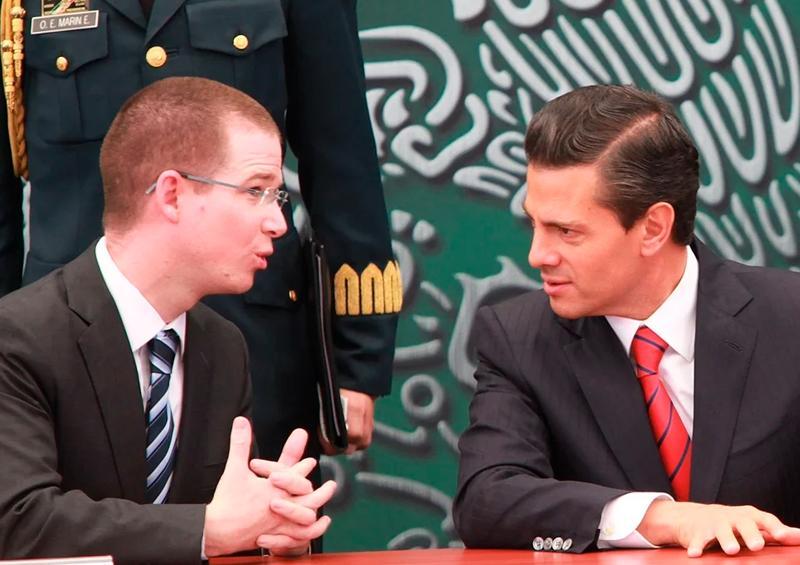Peña Nieto- Ricardo Anaya