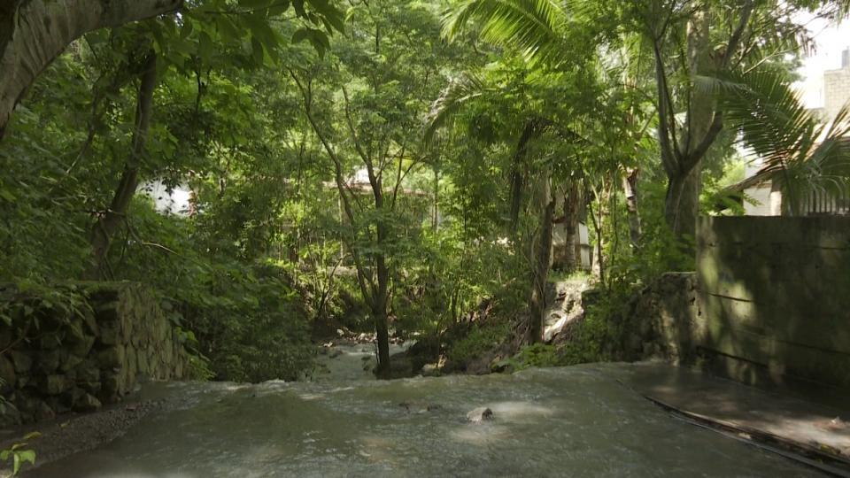 Río en Agua Azul Puerto Vallarta