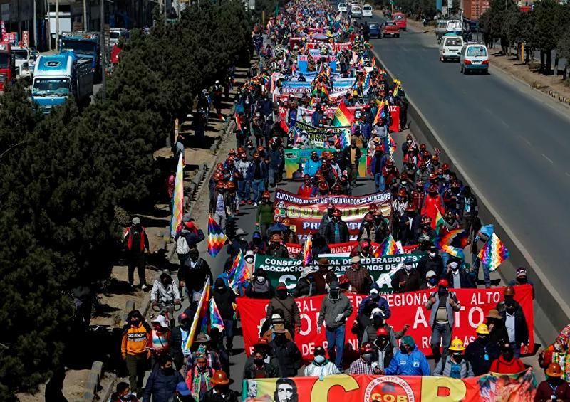 Sindicatos de Bolivia