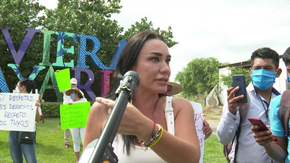 Exdiputada del PRI