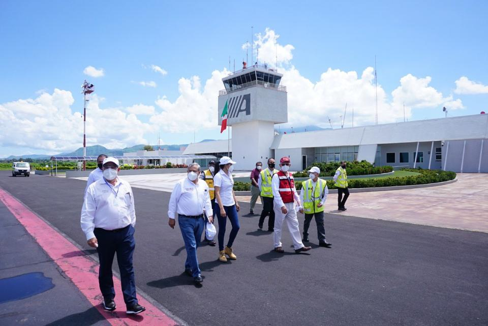 Aeropuerto Tepic