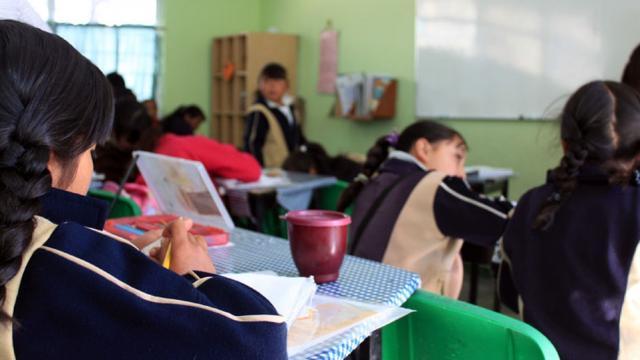 Educación ante pandemia en México