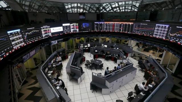 Bolsa Mexicana de Valores en Ciudad de México