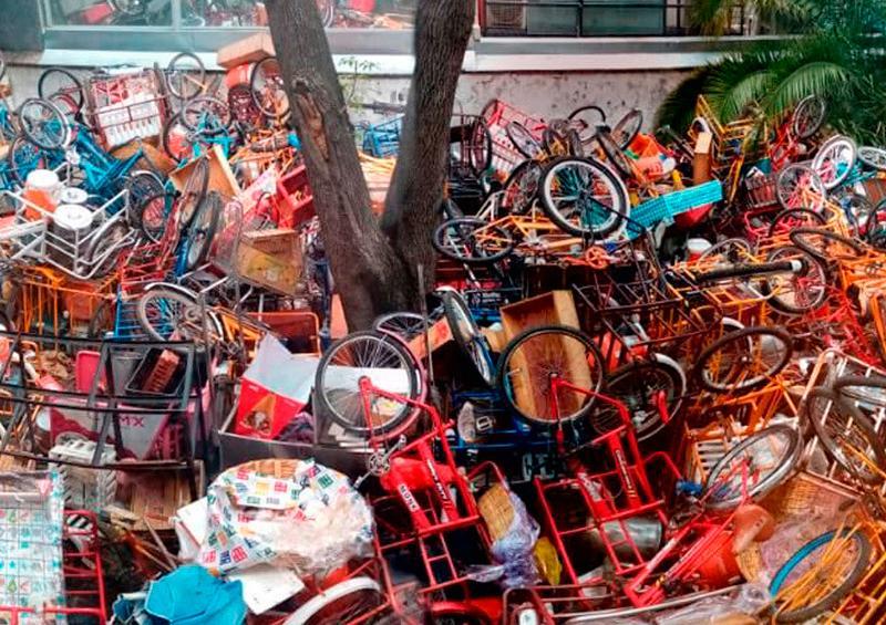 Triciclos Ciudad de México
