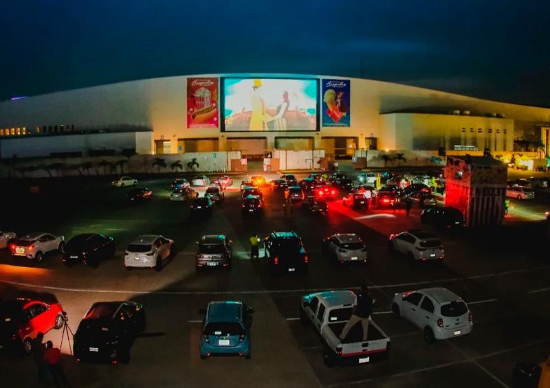 autocinema más grande de México