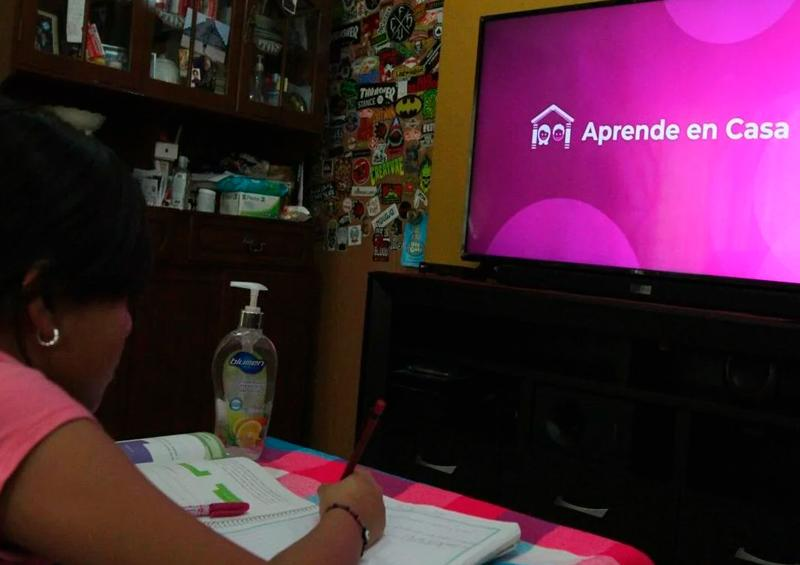 Aprende en Casa II