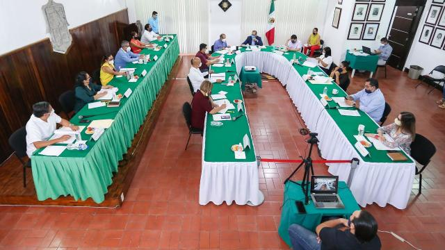 Sesión de Cabildo Puerto Vallarta