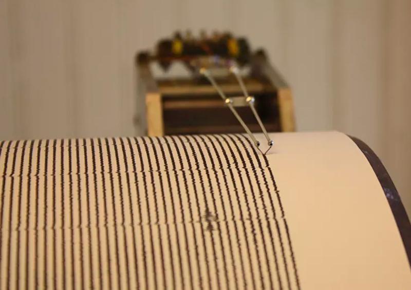Un sismo de magnitud 5,7