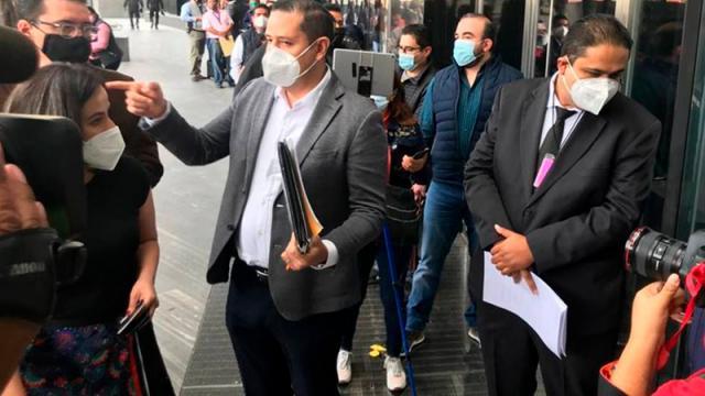 PRD denuncia a Pío López Obrador
