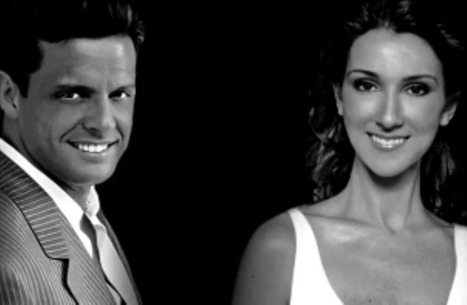 Luis Miguel y Celine Dion