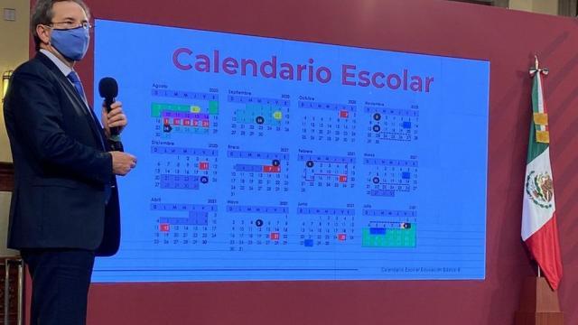 SEP publicará el 16 de agosto horarios de transmisión de clases
