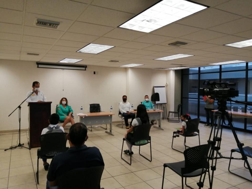Acto protocolario de regreso a clases DRSE Puerto Vallarta