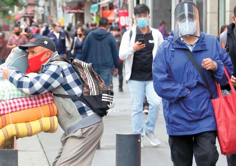 Personas México-covid