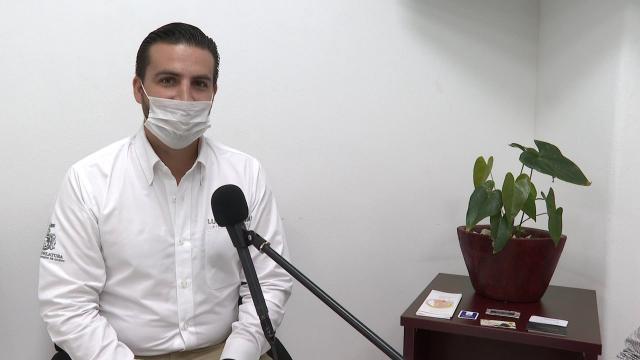 Luis Munguía exige todo el peso de la ley a funcionario pederasta