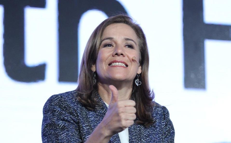 INE aprueba registro de partido político de Margarita Zavala