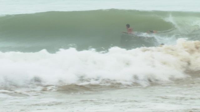 Surfista en Puerto Vallarta