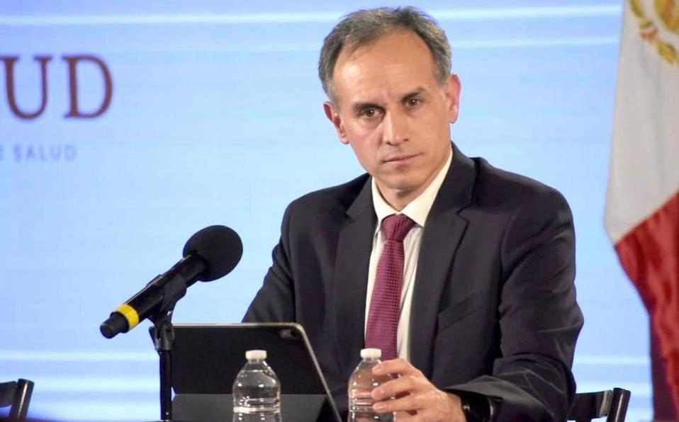 En conferencia de prensa por Covid-19