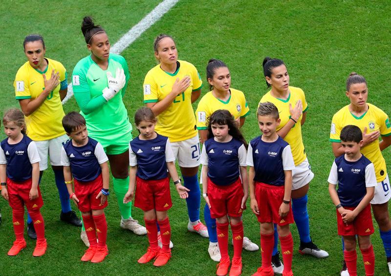 Fútbol de Brasil