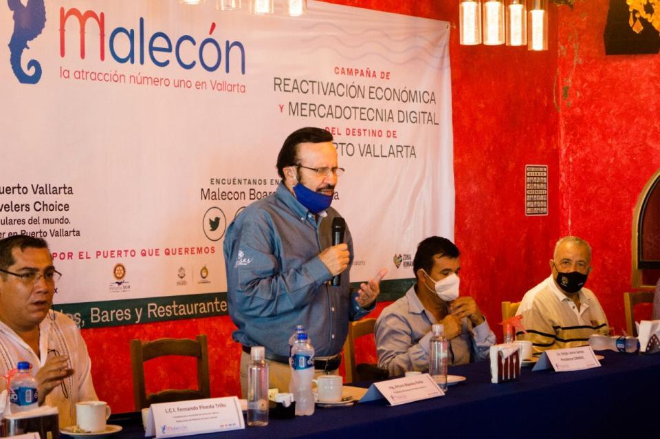 Director de Turismo en Puerto Vallarta