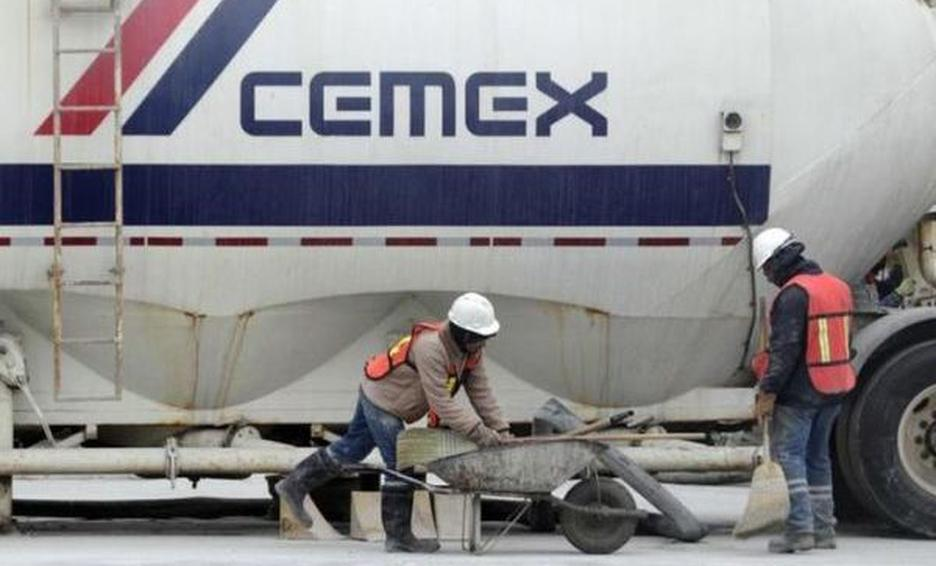 Cemex subsidiaria indirecta de la cementera